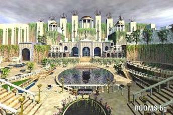 Semiramis and hanging gardens of Babylon!, Picture