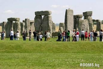The most famous megalithic monument in the world - Stonehenge!, Picture