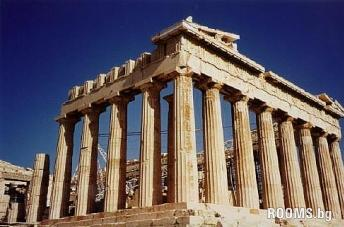 Acropolis in Athens, Picture