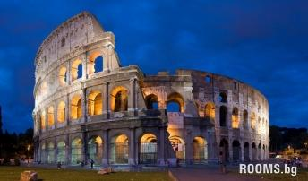Colosseum - the symbol of ancient Rome, Picture