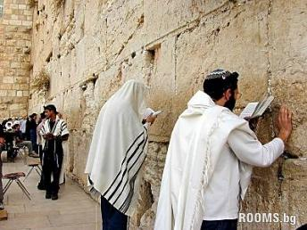 Wailing Wall in Jerusalem, Picture