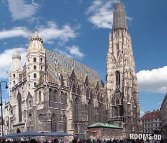 "Cathedral ""St. Stefan ""- Vienna, Picture"