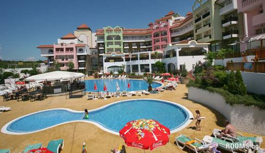 Hotel Bella Vista Beach Club Sinemorets Hotels