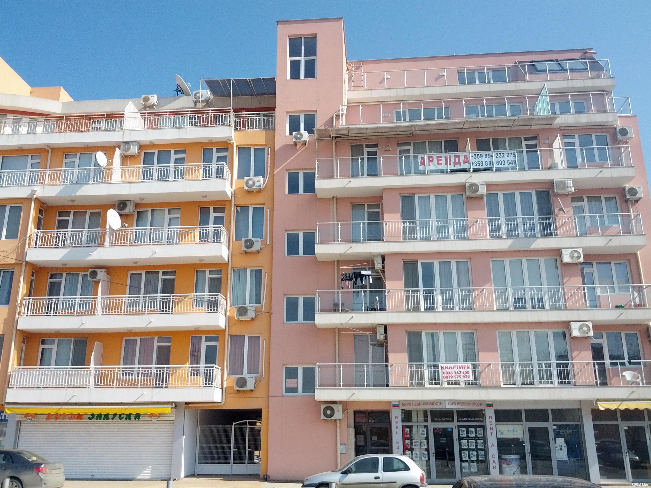 Apartment Beach View Plaza Pomorie Apartments Pomorie