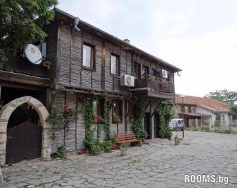 Old Pomorie houses, Picture