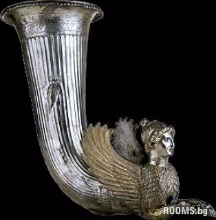 Thracian treasure from Borovo, Picture