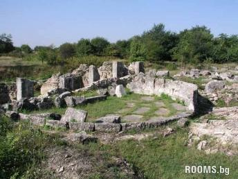 Ancient Roman city of Nicopolis ad Istrum - Veliko Tarnovo, Picture