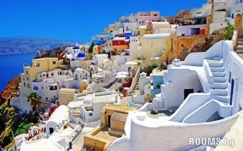 Santorini - a paradise of sun, sea and something else .., Picture