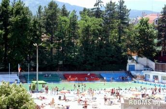 Central Mineral beach in Velingrad, Picture