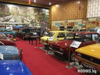 Museum of cars of socialism in town. Peshtera, Picture