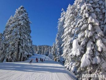 Sports entertainment in Borovets, Picture