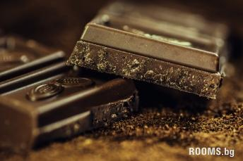 Plunge in chocolate heaven ..., Picture