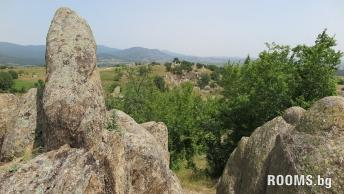 "Sanctuary Peak ""Garvanov stone"", Picture"
