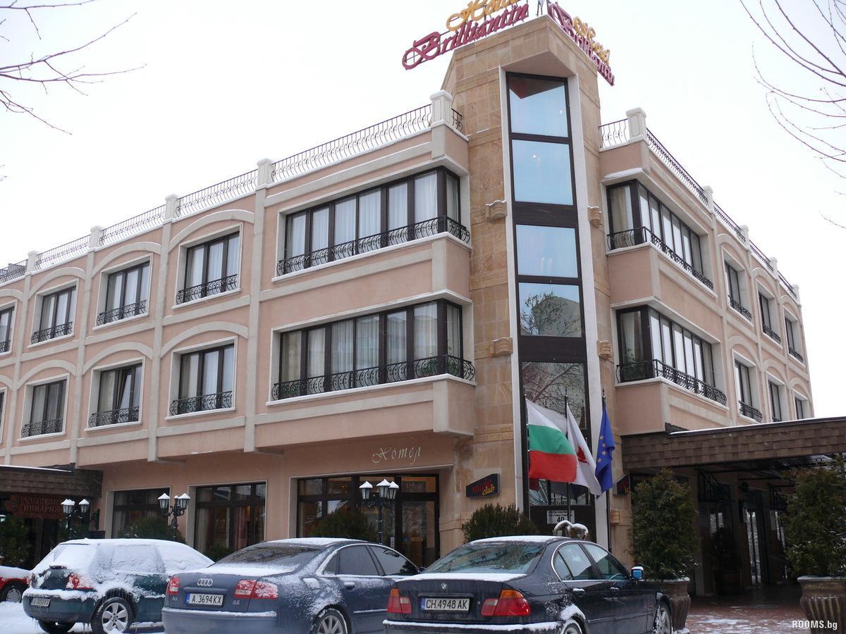 Hotel Brilyantin Sliven Hoteli Sliven