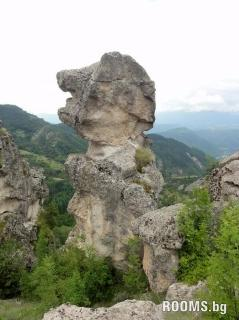 Rock formation Wedding Osenovo, Picture