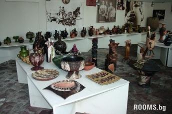 Museum of pottery Businci, Picture