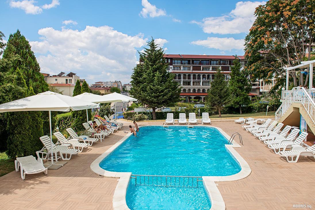 Hotel panorama sveti vlas hotels sveti vlas bulgaria for Hotel panorama