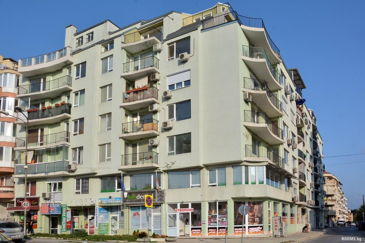 Apartament Mir Do Umbal Sv Marina I Mei Varna Apartamenti Varna