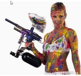 Paint ball, Picture
