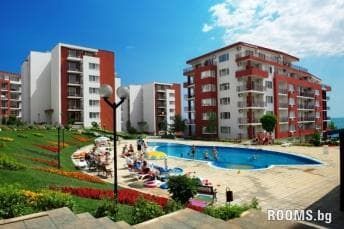 Apartment Marina Vew Fort, Sveti Vlas, снимка