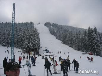 Pamporovo e host prestigious European ski race, Picture
