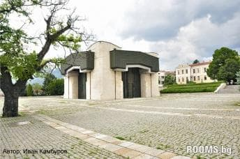 Pantheon of GS Rakovski and a museum of Renaissance, Picture