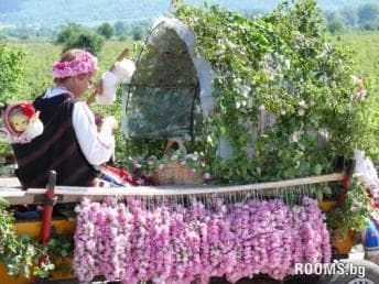 Rose Festival - gr.Kazanlak, June , Picture