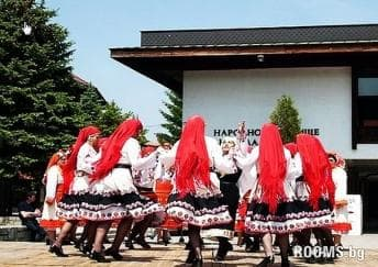 """Between three mountains"" - Festival of Bansko Traditions, Picture"