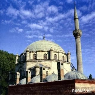 "Tombul mosque - ""Sherif Halil Pasha"", Picture"