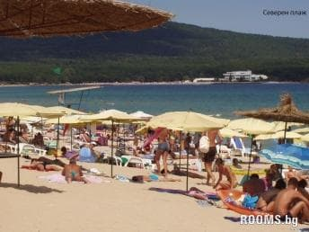 The beaches of Primorsko, Picture