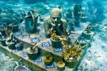 Underwater Museum in Mexico, Picture