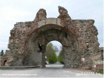 Ancient ruins in Hissar, Picture