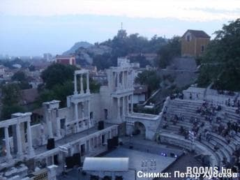 Ancient Theatre - Plovdiv, Picture