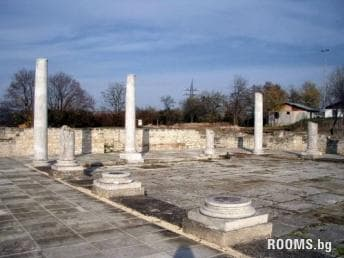 Ancient Roman city Abritus - Razgrad, Picture