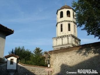 Church St. Constantine and Helena - Plovdiv, Picture