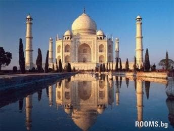Temple of love - Taj Mahal, India, Picture