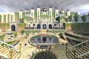 Semiramis and hanging gardens of Babylon!, Picture 1