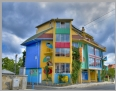 Family House Colorfull mantion