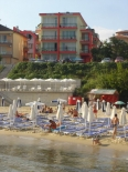 Hotel Charn - on the beach