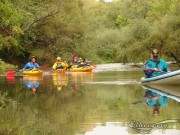 Kayaking on the river Tunja, Picture 3