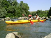 Kayaking on the river Tunja, Picture 4