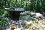 Thracian dolmen near the village of Great Dervent, Picture 3