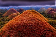 Chocolate Hills in the Philippines, Picture 1