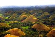 Chocolate Hills in the Philippines, Picture 2