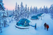 To fall asleep with a view of the sky in a glass igloo ..., Picture 4
