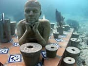 Underwater Museum in Mexico, Picture 2