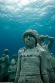Underwater Museum in Mexico, Picture 4