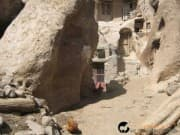 Unique houses carved into the rock village Kandovan, Iran, Picture 1