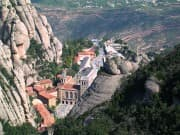 "The monastery ""Montserrat"" in Spain, Picture 2"